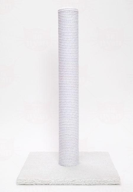 ロングポール爪とぎ〜高さ約71cmポール型爪とぎ つめとぎ 綿縄タイプ
