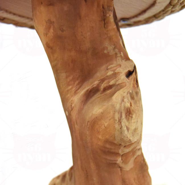 キャットリー モフモフ キャットタワー 天然木使用 おしゃれ
