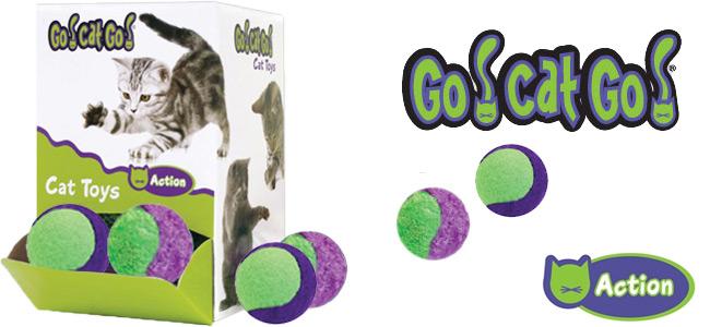 SC ゴーキャットゴー SC ゴーキャットゴー バルクボール1個(テニス)(お色はおまかせ下さい)