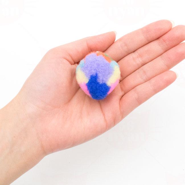プラッツ 猫のおもちゃ ポンポンボール PonPonBall