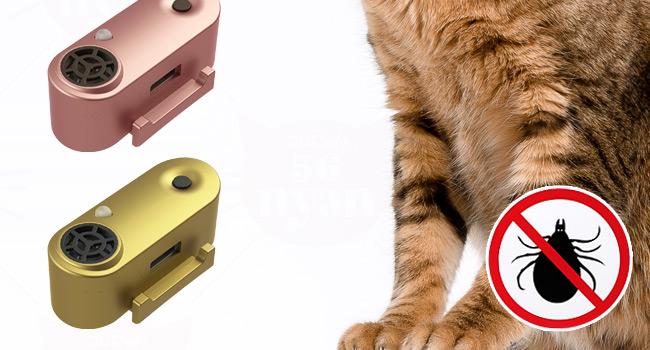 TICKLESS USB キャット 薬を使わないダニ・ノミよけ 猫用