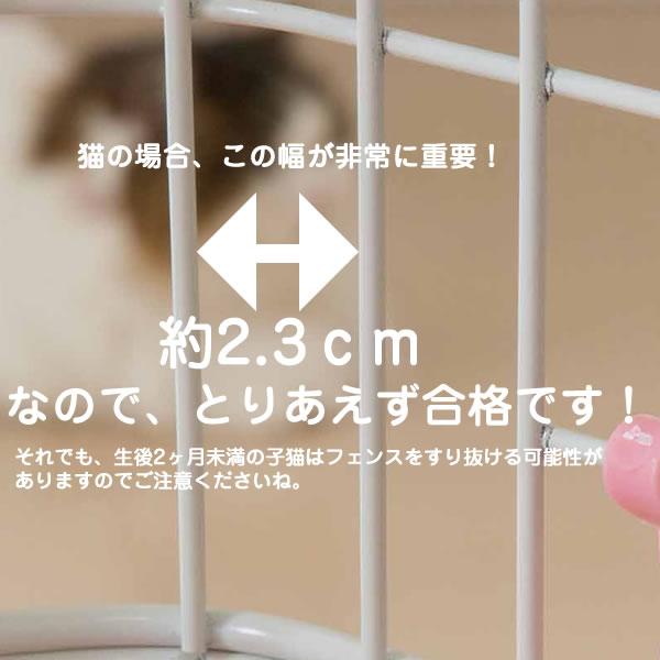 IINA キャットルーム〜組み立てカンタン!広々〜ハンギングトレー2枚付きニャー