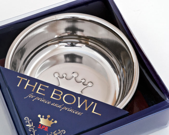 S.P.B. THE BOWL for prince and princess