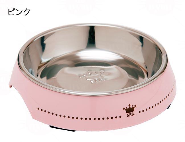 スーパーペットボウル浅型(ピンク)