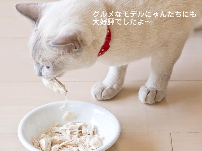 ママクック フリーズドライの猫用おやつ 国産
