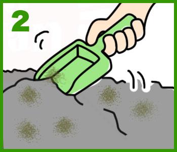 マナッチ 猫砂に混ぜるだけで消臭&除菌