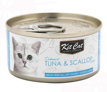 kit cat キットキャット プレミアム猫用ウェットフード 栄養補完食 猫缶 成猫用