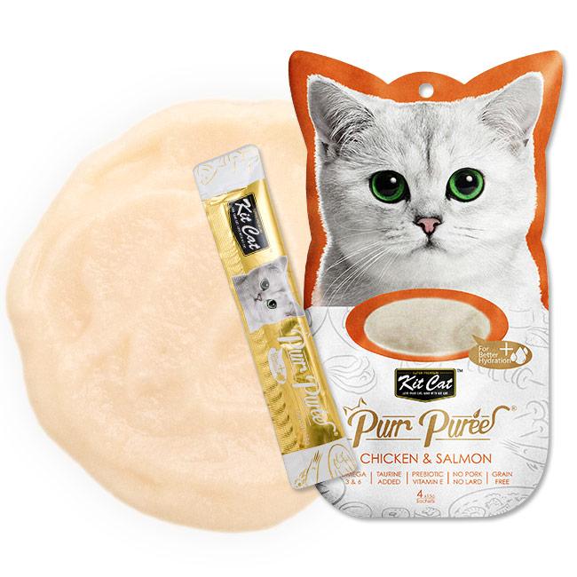 kit cat キットキャット パーピューレ チキン&サーモン