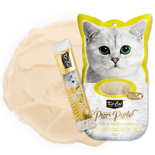kit cat キットキャット パーピューレ チキン&ファイバー
